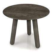 Inverse Small Side Table - Birch