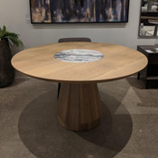 """Memento 54"""" Round Dining Table"""
