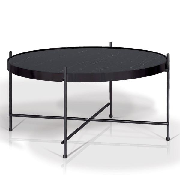 Colbert Small Coffee Table - Black