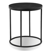 Onix Round End Table