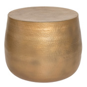 Nordic Accent Table Gold