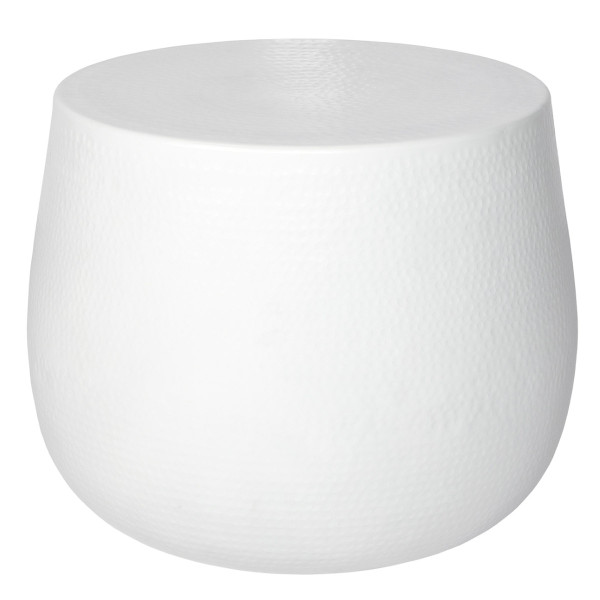 Nordic Accent Table White
