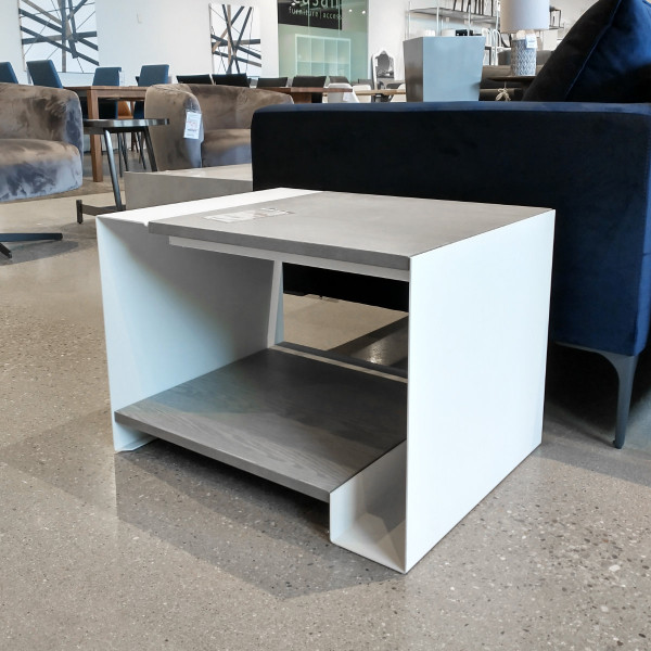Duo Small End Table